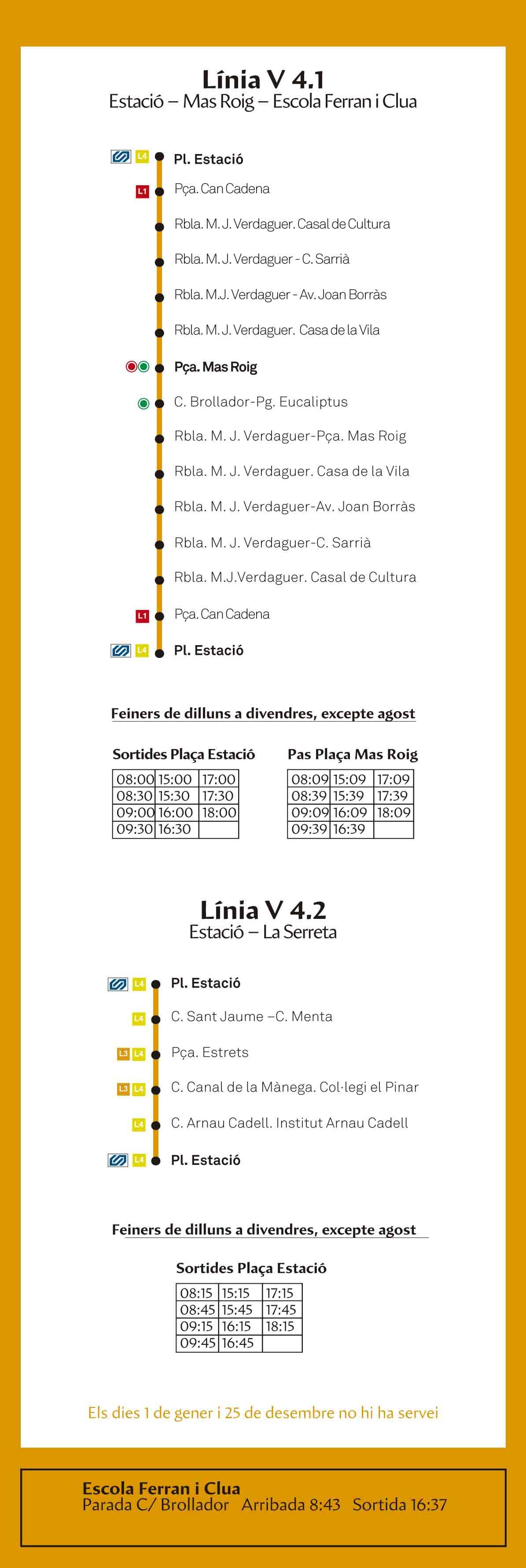 Linina V4.1 i V4.2