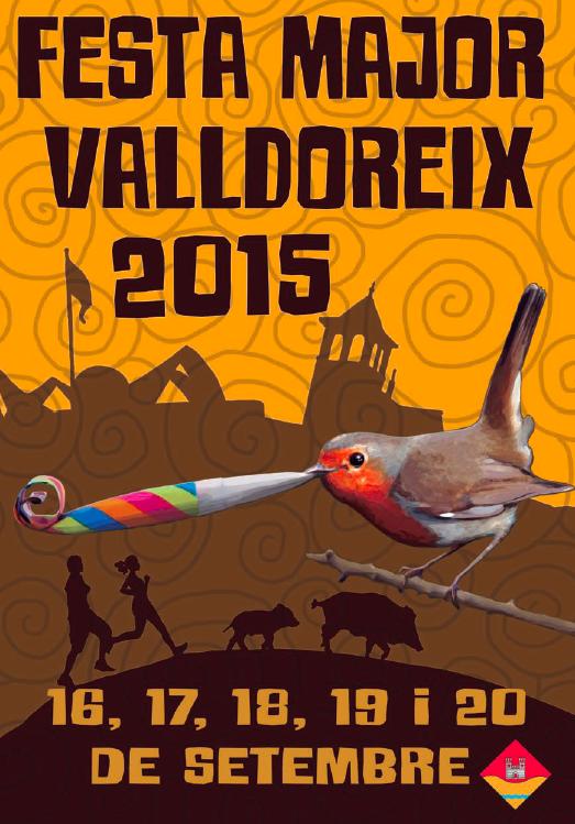 Festa major 2015