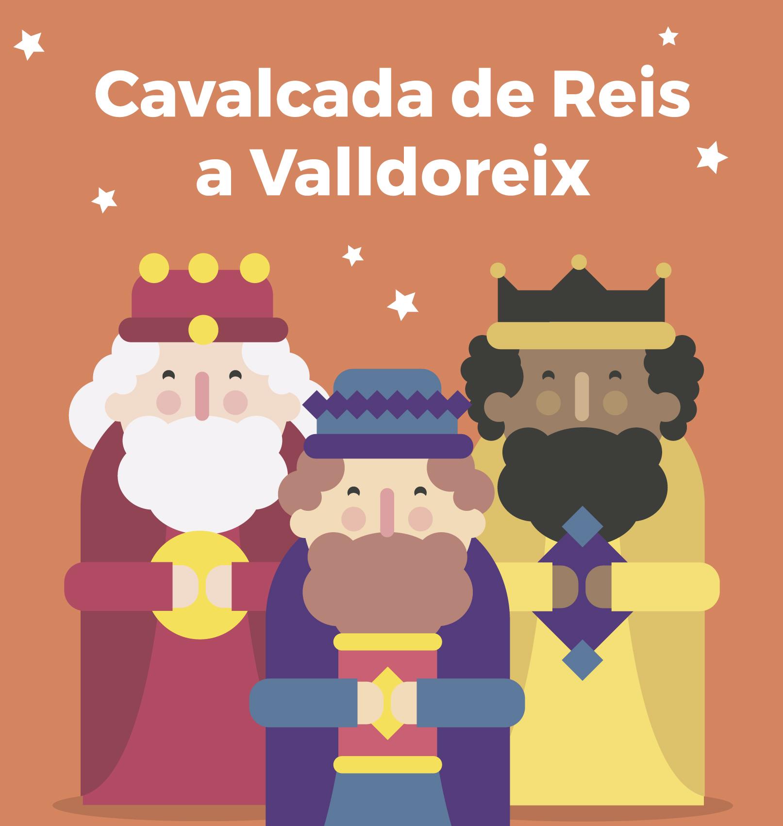 Horaris, recorregut i activitats de la Cavalcada de Reis 2017 a Valldoreix