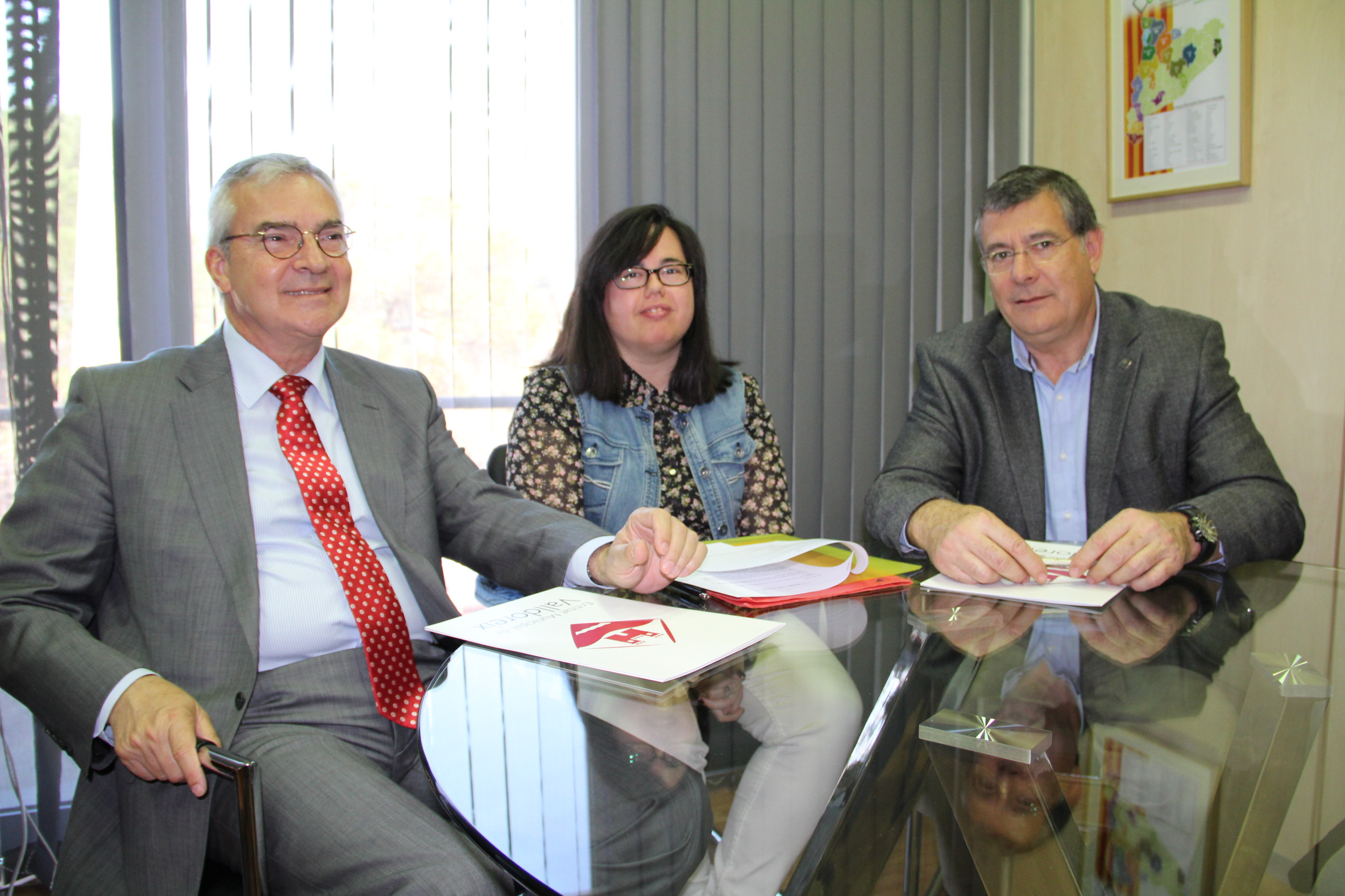 L'EMD de Valldoreix i el Grup Catalònia renoven el seu conveni per incentivar la inclusió laboral de persones en risc d'exclusió