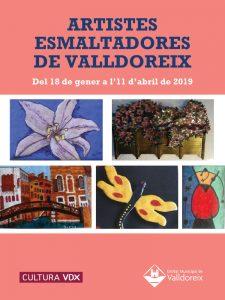 """Exposició """"Artistes esmaltadores de Valldoreix"""""""