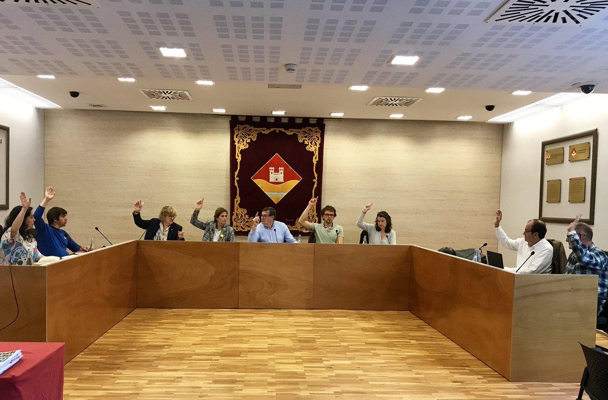 L'última Junta de Veïns abans d'eleccions aprova el retorn dels terrenys de l'estació cedits a Sant Cugat per fer HPO