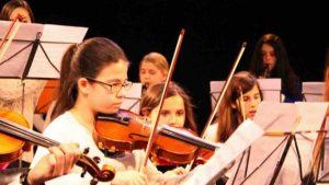 Concert de l'Orquestra de Cambra Juvenil de Catalunya @ Nau de Cultura de Valldoreix