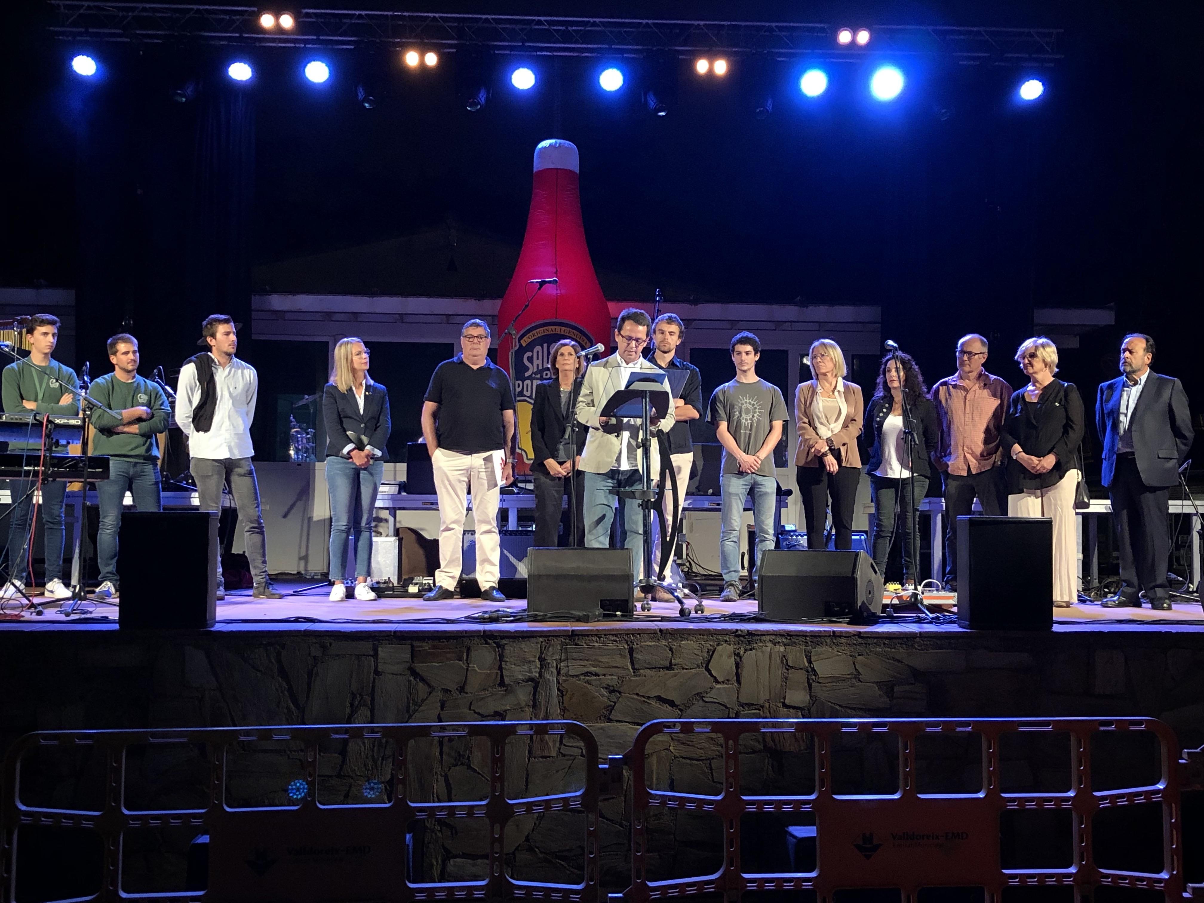 L'alta participació ciutadana marca la celebració de l'edició 2019 de la Festa Major de Valldoreix