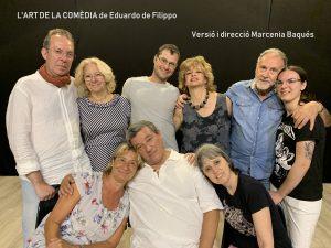 """Mostra de Teatre Valldoreix 2019 """"L'art de la comèdia"""" @ Nau de Cultura"""