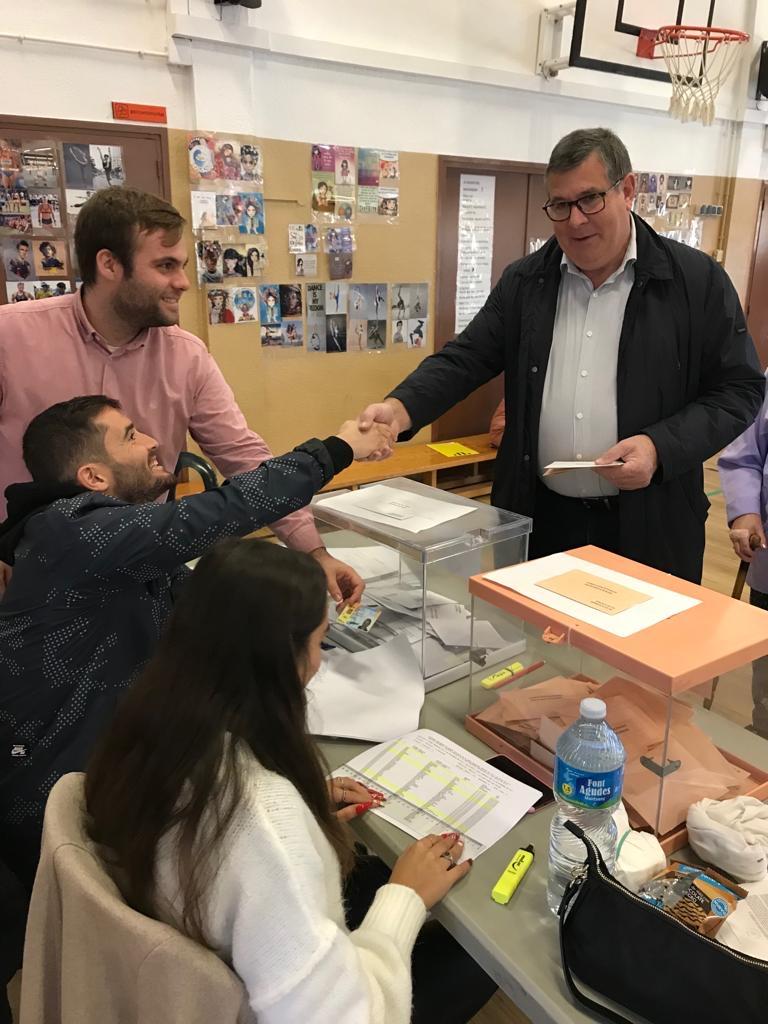 ERC torna a guanyar les Eleccions Generals Espanyoles a Valldoreix