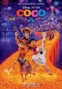 """Cinema a la Nau: """"Coco"""" @ Nau de Cultura"""