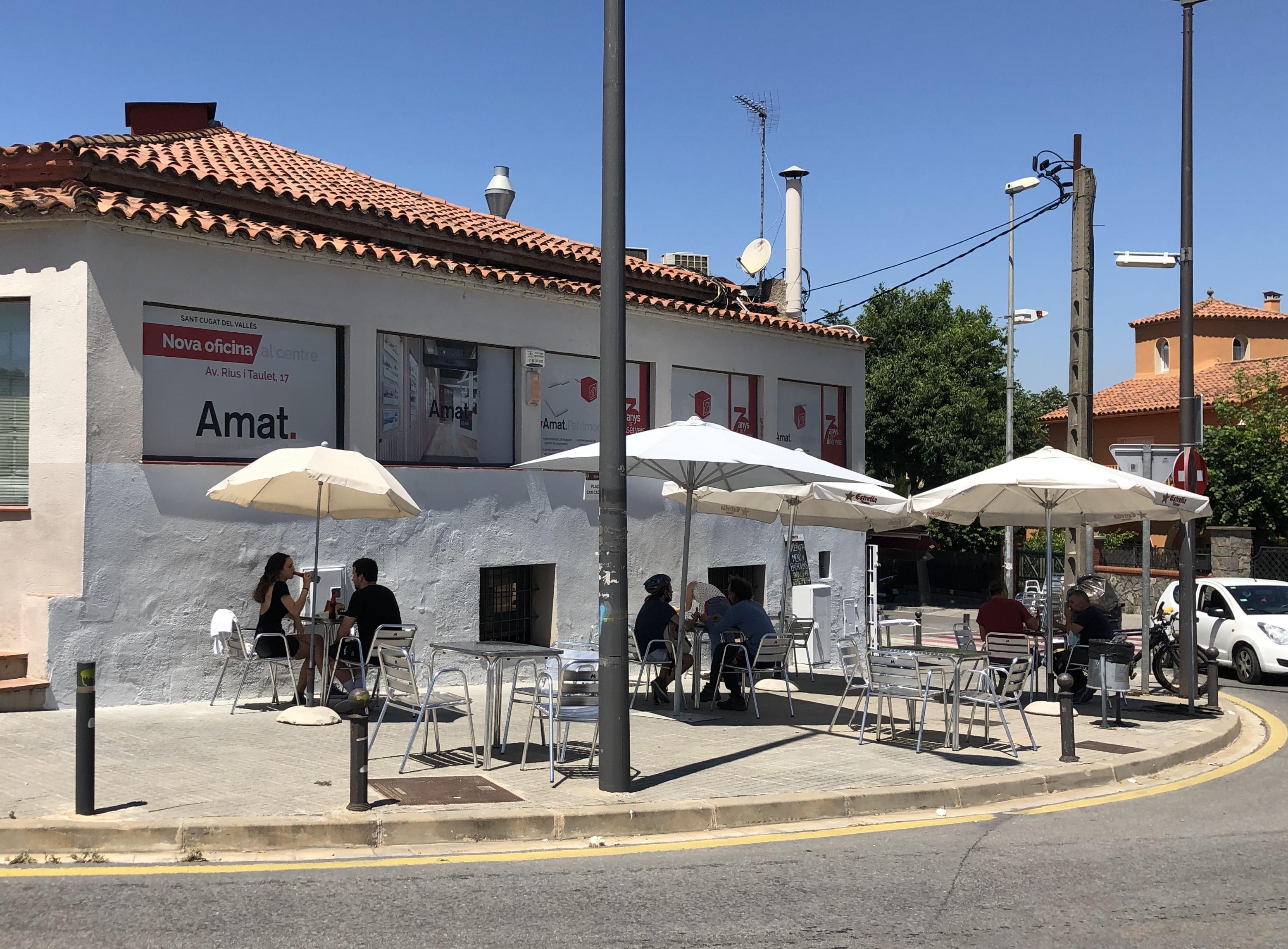 Bars i restaurants tancats al públic i restriccions d'aforament a comerços i Mercadet, principals mesures per contenir els rebrots de Covid-19 a Valldoreix