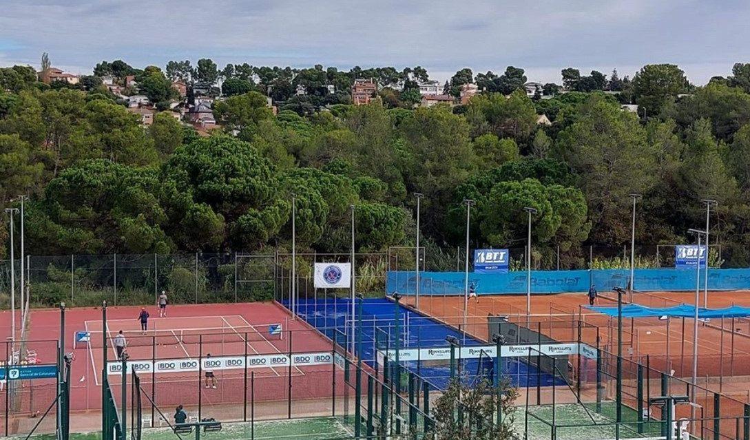 El Club Hoquei Valldoreix estrena la nova zona d'entrenaments