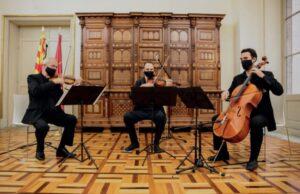 """Cicle de Concerts a Can Monmany: """"Trio de clàssics i molt més"""" amb el Trio Claret @ Masia Can Monmany"""