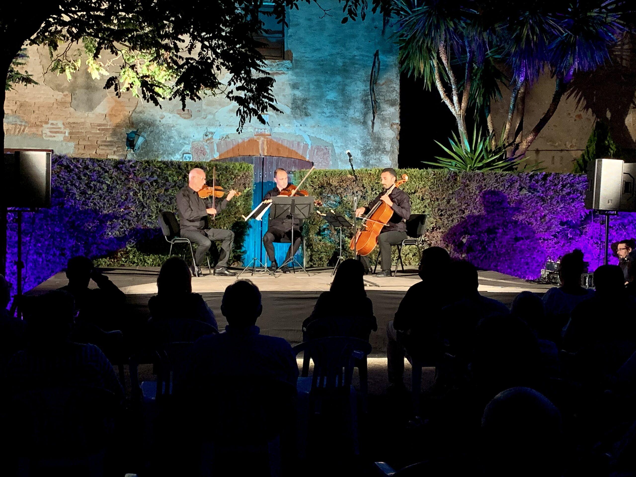 Èxit organitzatiu i de públic a l'edició 2021 del Cicle de Concerts a Can Monmany