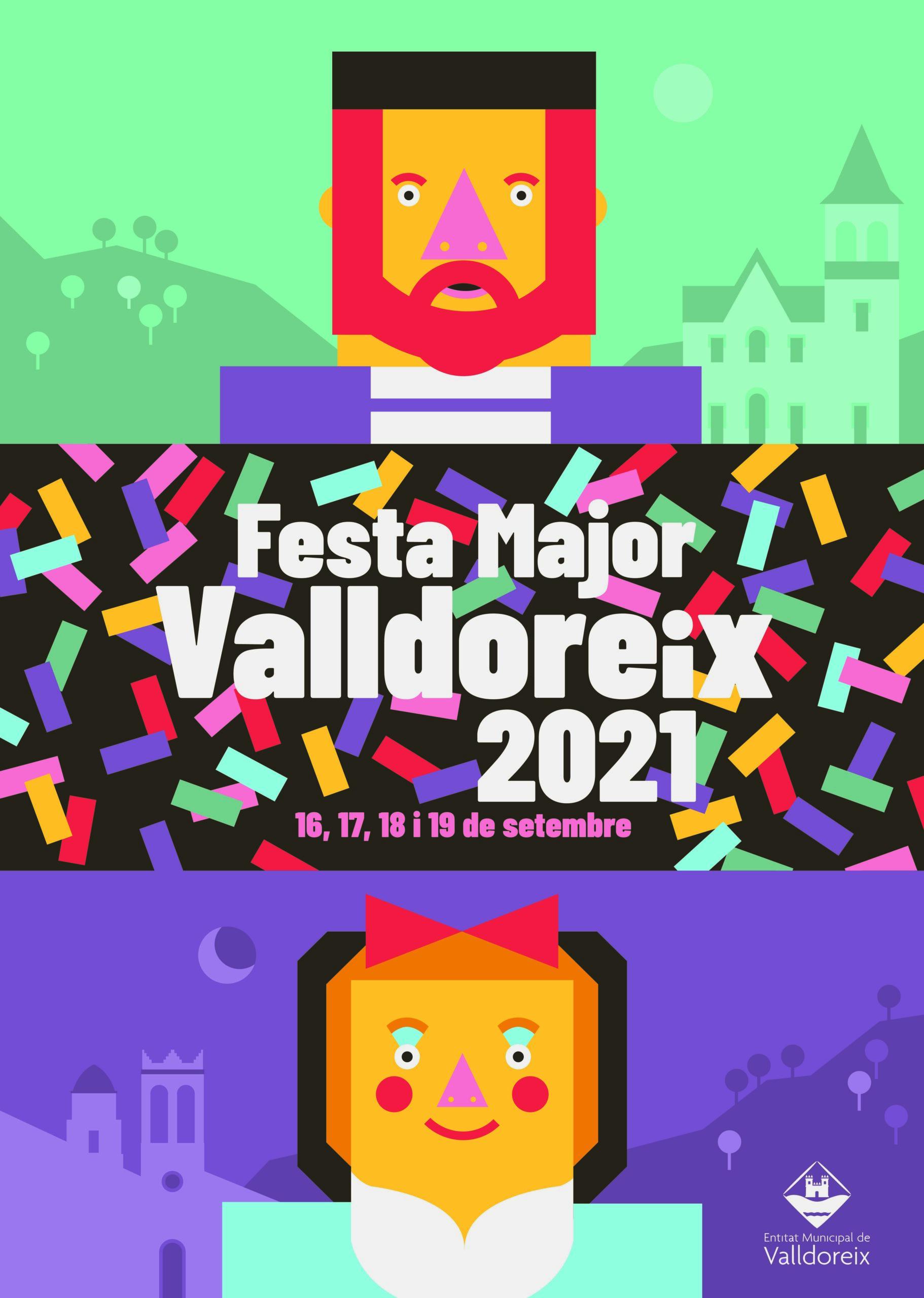 La Festa Major de Valldoreix 2021 s'encamina cap a la normalitat amb una trentena de propostes per a totes les edats